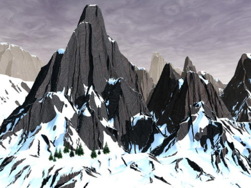 Mountains 14