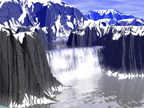 Wasserfall 02